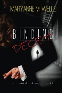 Binding Deceit Maryanne Wells Undead Bar Association Book Series
